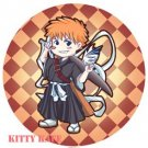 Pin Badge/Button Bleach: Ichigo (501)