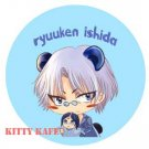 Pin Badge/Button Bleach: Ryuuken (Angel)