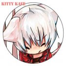 Pin Badge/Button Devil May Cry: Dante (Ulrica)