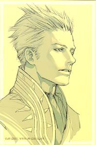 Devil May Cry 3 Postcard: Vergil