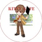 Pin Badge/Button Death Note: Light Version 2