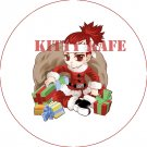 Pin Badge/Button Bleach: X-Mas Renji (Zen)