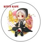 Pin Badge/Button D. Gray-man: Allen (Yo)