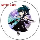 Pin Badge/Button D. Gray-man: Kanda (Yo)