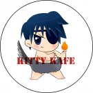 Pin Badge/Button Fullmetal Alchemist Roy (Kirin)