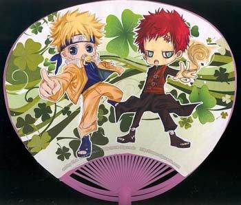 Naruto Doujinshi Fan (Zha)