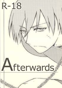 Darker than Black Yaoi Doujinshi OthersXHei