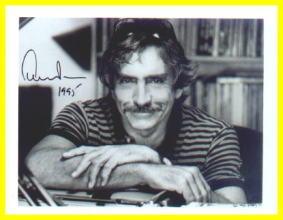 Author EDWARD ALBEE Hand Signed Photo 4x5 from 1995