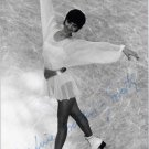 1974 Figure Skating World Champion CHRISTINE ERRATH Hand Signed Photo