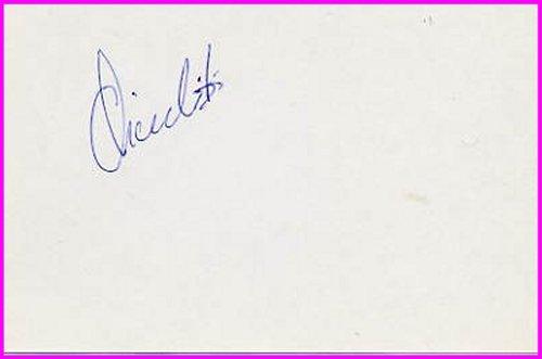 1984 Los Angeles Fencing Bronze ALEXANDRU CHICULITA Autograph
