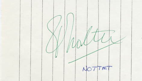 1968 Grenoble Speed Skating Bronze PETRUS NOTTET Autograph 1968