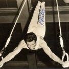 1964 & 1968 Gymnastics Bronze SIEGFRIED FULLE Hand Signed Photo
