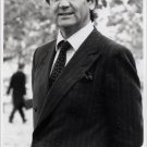 British Author & Broadcaster MELVYN BRAGG Hand Signed Photo