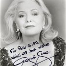 World Famous Welsh Soprano GWYNETH JONES Hand Signed Photo 8x10