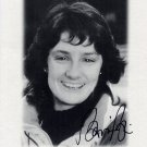 Five-time Speed Skating Gold Medalist BONNIE BLAIR Hand Signed Program 1998