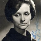 Former Estonian Prima Ballerina TIIU RANDVIIR Hand Signed Photo 1968