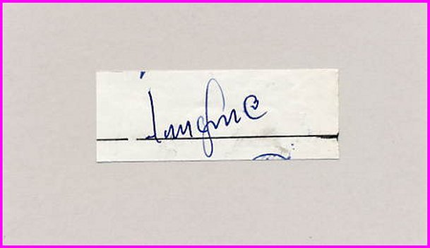 1960 & 1964 Shot Put Olympian VIKTOR LIPSNIS Autograph 1958