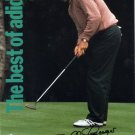 German Golf Legend BERNHARD LANGER Hand Signed Postcard 4x6