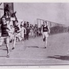 1900 Paris Athletics Gold WALTER TEWKSBURY Photo w/ Autograph Note