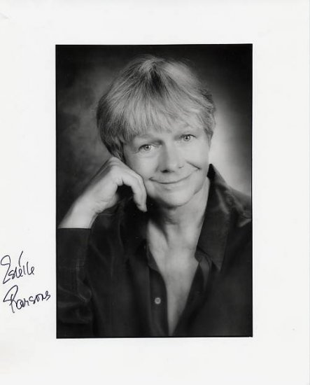 Bonnie & Clyde Oscar Winner ESTELLE PARSONS Hand Signed Photo 8x10