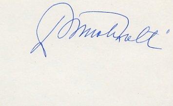 1964 Tokyo Water Polo Gold ZOLTAN DOMOTOR Autograph 1980s