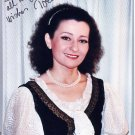 Hungarian Soprano ILONA TOKODY Hand Signed Photo 4x6