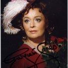 Famous Welsh Soprano GWYNETH JONES Hand Signed Studio Photo 4x6