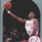 1988 Seoul Basketball Bronze DANNY MANNING Autographed HOOPS  Card 1990