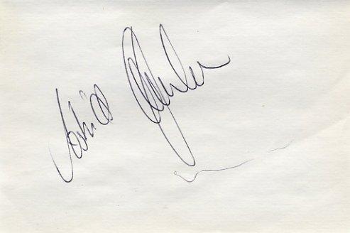 1996 Atlanta Shot Put Gold ASTRID KUMBERNUSS Autograph 1995