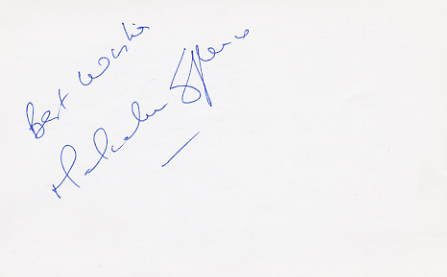 1960 Rome 400m Bronze MALCOLM SPENCE Autograph