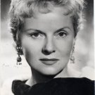 English Actress & Producer ANN TODD Hand Signed Photo 1957
