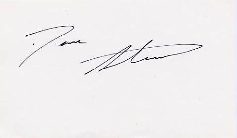 1988 Seoul Decathlon Bronze DAVE STEEN  Autograph 1980s