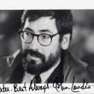 American Film Director & Producer JOHN LANDIS Hand Signed Photo 8x10