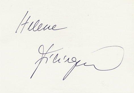 1976 Montreal Shot Put Bronze & WR HELENA FIBINGEROVA Autograph