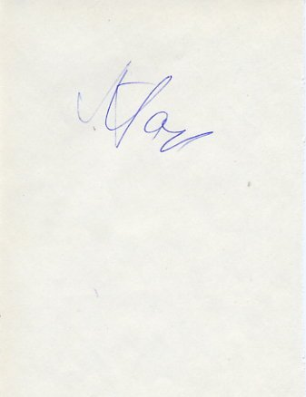 1997 Long Jump World Champion LYUDMILA GALKINA  Autograph