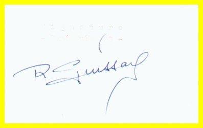 1956 Melbourne Rowing Bronze RENE GUISSART Autograph