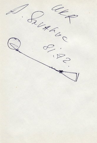 1996 Atlanta & 2000 Sydney Hammer Olympian ANDRIY SKVARUK Autograph