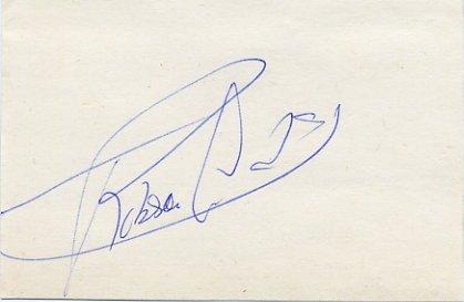 1988 Seoul 200m  Bronze ROBSON da SILVA  Autograph
