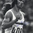 1976 Montreal 1500m Bronze PAUL HEINZ WELLMANN Hand Signed Photo 4x6