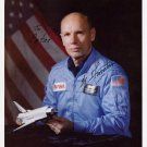 NASA Astronaut WILLIAM THORNTON Hand Signed Photo 8x10
