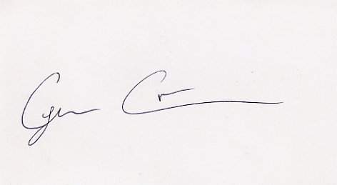 1988 Seoul Boxing Silver & WBU World Champ GEORGE CRAMNE SCOTT Autograph 1988