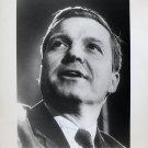 Illinois Senator CHARLES H. PERCY Hand Signed Photo 8x10 from 1968