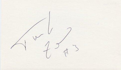 1992 Barcelona Basketball Silver & NBA ZAN TABAK Autographed Card