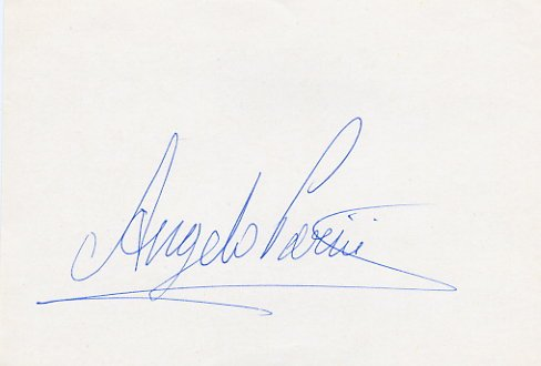 1980 Moscow Judo Gold ANGELO PARISI Autograph 1980