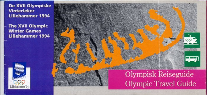 1994 Lillehammer Winter Games - Olympic Travel Guide