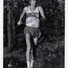 Four-Time Boston Marathon Winner BILL RODGERS Autographed Photo 1982