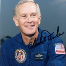 Apollo 16 Astronaut Moonwalker CHARLIE DUKE Autographed Photo 4x5