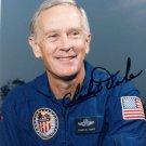 Apollo 16 Astronaut Moonwalker CHARLIE DUKE Autographed Photo 4x5