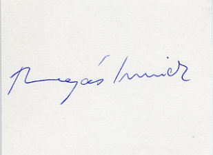 1980 Moscow Athletics Discus Silver & 1st World Champion IMRICH BUGAR Autograph 1980