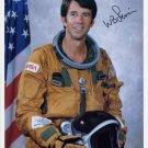 NASA Astronaut STS-5 WILLIAM B. LENOIR Hand Signed Photo 8x10